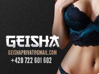 Privát Geisha