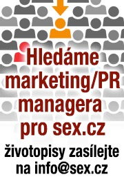 Marketing manager pro SEX.cz